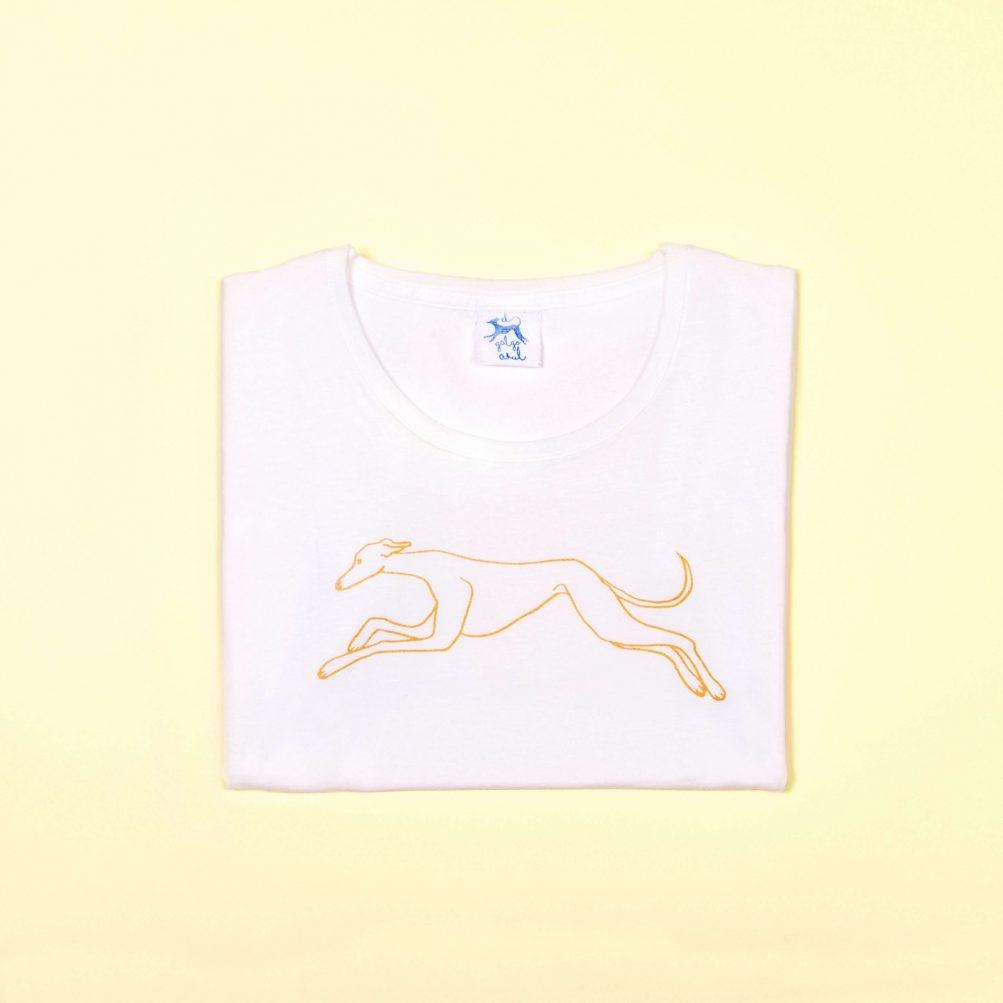 Camiseta galgo chica