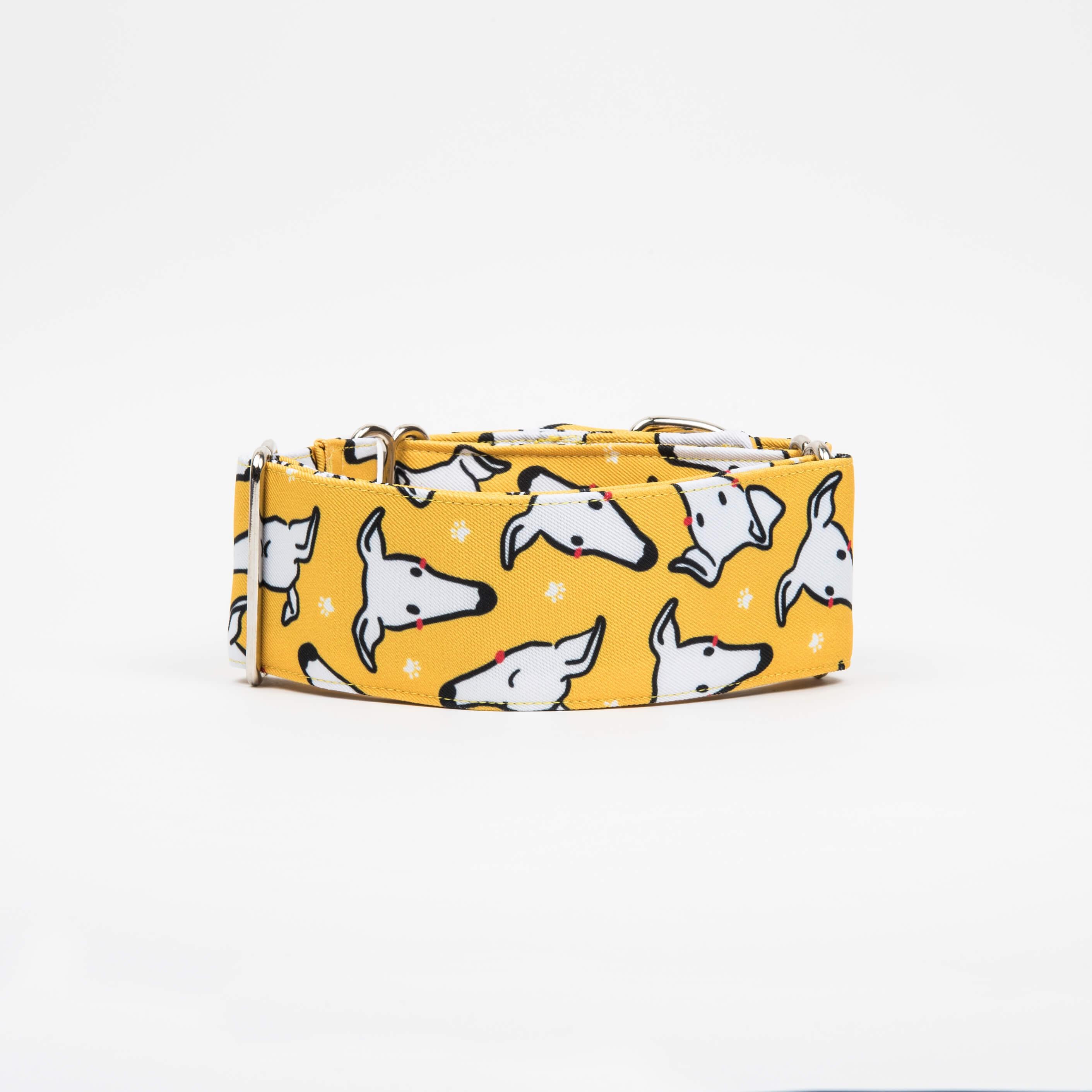 Collar martingale amarillo Caralápiz