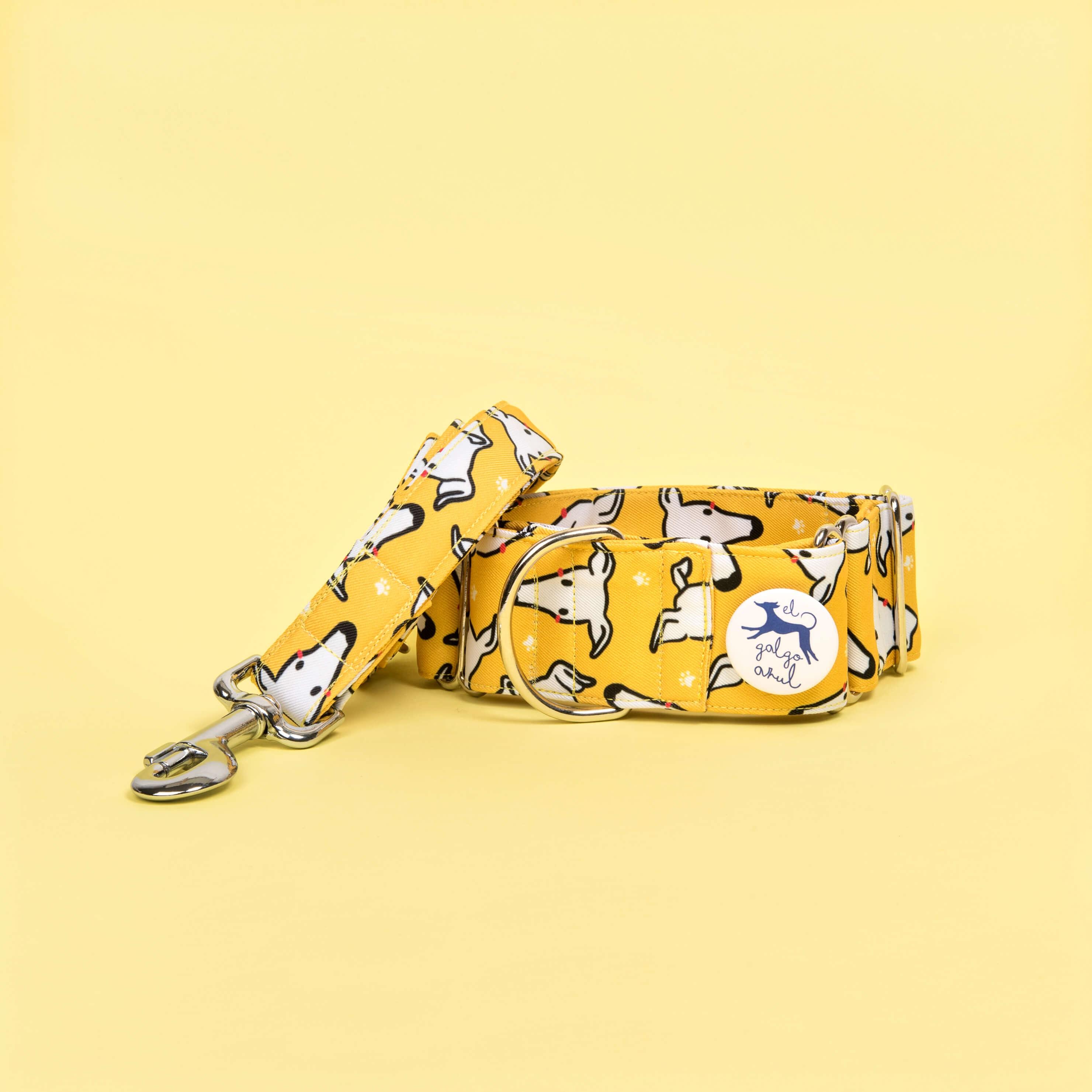 Pack caralápiz amarillo
