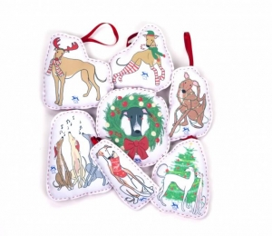 Una decoración navideña especial…