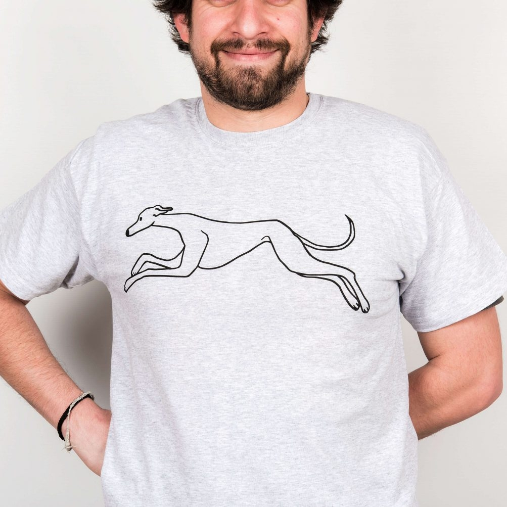 Camiseta galgo chico