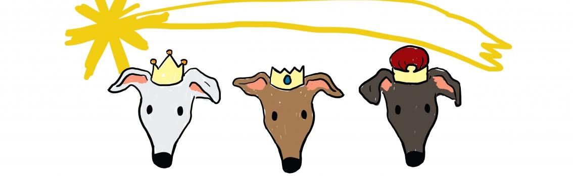 Queridos Reyes Galgos…