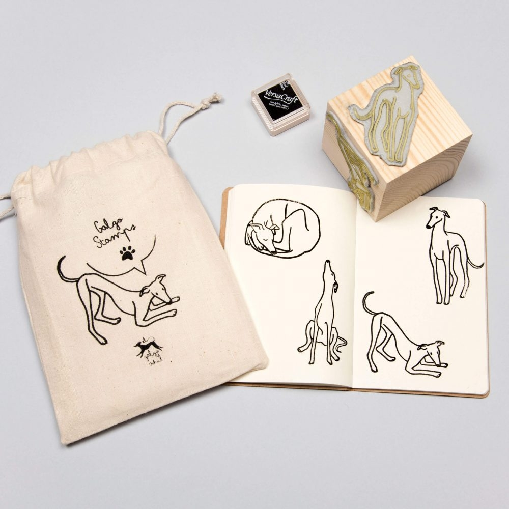 Kit galgo-stamps